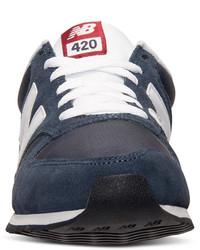 New Balance 420 Joggesko pzFgr