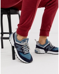 New Balance 574v2 Trainers In Navy, $98 | Asos | Lookastic