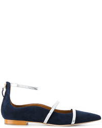 Malone Souliers Pointed Ballerina Shoes