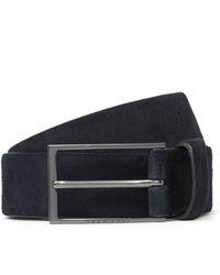 Hugo Boss 35cm Calindo Suede Belt