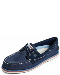 Sperry Authentic Original Two Eye Nautical Boat Shoes