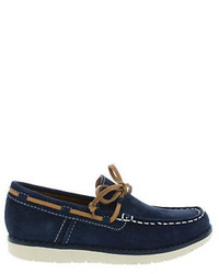 Kenneth Cole Flexy Boat Shoes