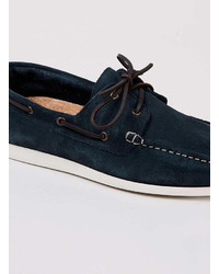 Selected Homme Philip Shoe Navy Boat Shoes