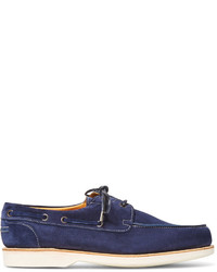 Isle suede boat shoes medium 3741257