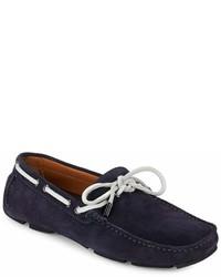 Bruno Magli Morotta Suede Boat Shoe