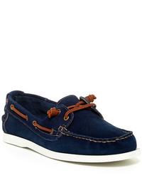 Aldo Suede Boat Shoe