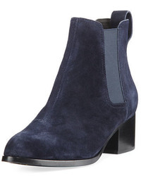 Walker suede block heel chelsea boot medium 4424451