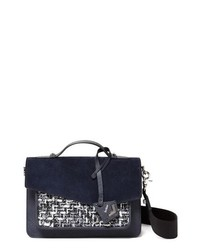 Botkier Cobble Hill Calfskin Leather Crossbody Bag