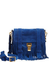Proenza Schouler Fringed Crossbody Ps1 Pouch