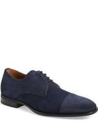 Aquatalia Abe Weatherproof Cap Toe Derby