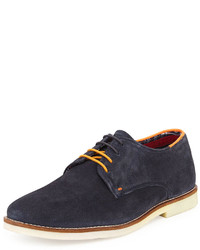 Ben Sherman Everett Trend Lace Oxford Navy