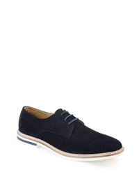 THOMAS AND VINE Garison Perforated Derby