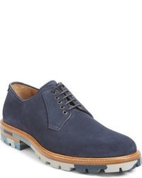 Aquatalia James Weatherproof Plain Toe Derby