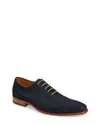 Mezlan Rossini Plain Toe Whole Cut Shoe
