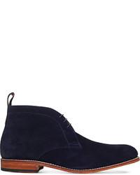 Grenson Marcus Suede Desert Boots