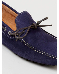 Topman Selected Suede Loafers