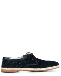 Dolce & Gabbana Lace Up Espadrilles Shoes