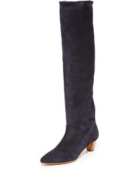 Drapy knee boots medium 5084450
