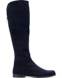 Under the knee flat boots medium 4345608