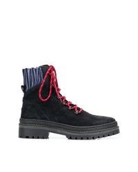 Tommy Hilfiger Lace Up Hiking Boots
