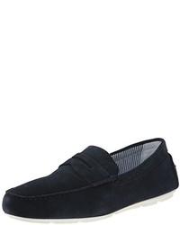 Armani Jeans Suede Loafer Slip On Loafer