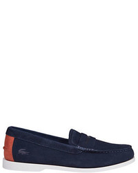 Lacoste Navire Penny Loafers
