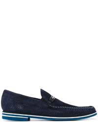 Perforated loafers medium 3695428