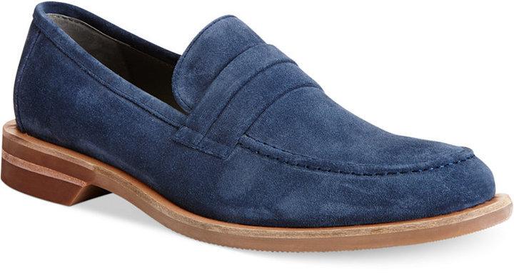 Suede Loafers Calvin Klein vZNlL