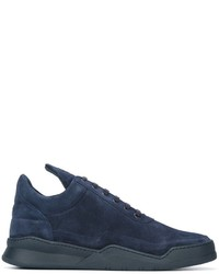 Filling Pieces Low Top Ghost Sneakers
