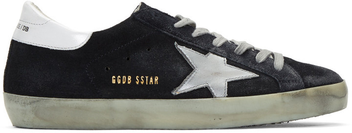 Golden Goose & Suede Superstar Sneakers dEnlqNMm7