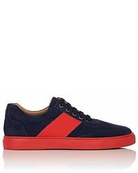Harry's of London Harrys Of London Harrys Of London Mr Jones Bolt Suede Sneakers