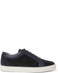 Navy Cucinelli Sneakers Men's By Low Top Fashion Brunello n7HxH1B