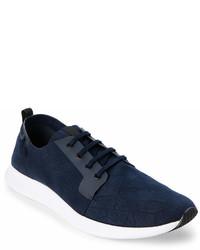 Steve Madden Navy Batali Low Top Sneakers