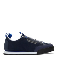Ps By Paul Smith Navy Fuji Sneakers