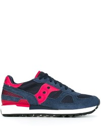 Saucony Panelled Low Top Sneakers