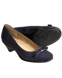 Softspots Santessa Pumps Suede Navy Suede
