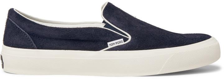 tom ford slip on sneakers