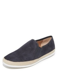 Vince Chalmers 2 Suede Slip On Sneakers