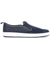 Armani Jeans Slip On Sneakers