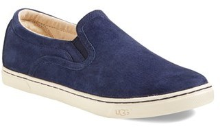 blue ugg sneakers