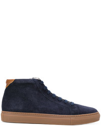 Brunello Cucinelli Mid Top Sneakers
