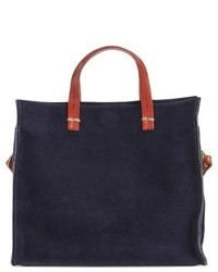 Clare v petit simple tote grey medium 518177