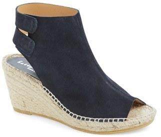 deae4c83b63 $225, Bettye Muller Download Suede Wedge Espadrille Sandal