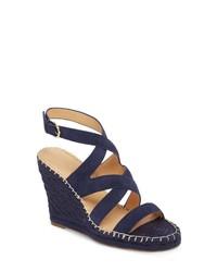 Joie Korat Studded Wedge Espadrille Sandal
