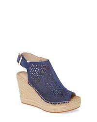 Kenneth Cole New York Olivia Platform Espadrille Sandal