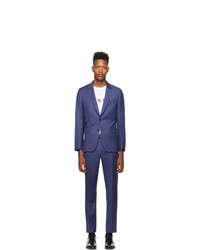 Paul Smith Blue Soho Suit