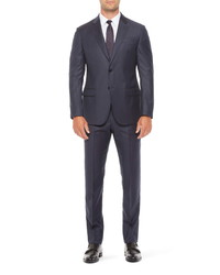 Emporio Armani G Fit Check Solid Wool Suit