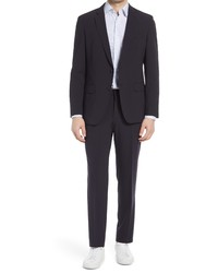 BOSS Herrelgrace Classic Fit Stretch Travel Suit