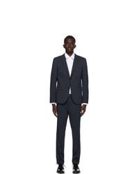 Hugo Navy Extra Slim Fit Away Suit
