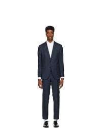 BOSS Navy Novan Ben Suit